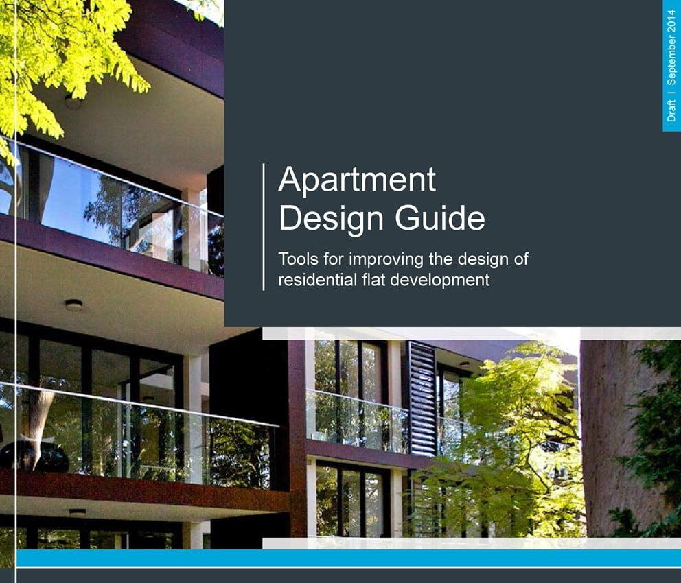 Draft Apartment Design Guide Cover Cropped Jpg